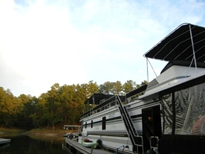 1990 Used 14 x 75 Summerset Houseboat