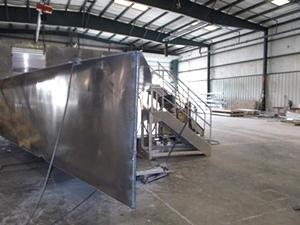 Custom Aluminum Hull