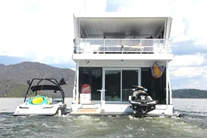 Swim Platform/Jet Ski/ Boat Ramps for Houseboats