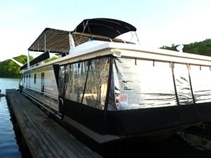 2002 Sunstar 20 x 85 Houseboat For Sale